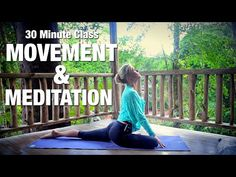 Five Parks Yoga - Movement & Meditation - YouTube