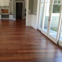 Sapele Hardwood Flooring Pictures