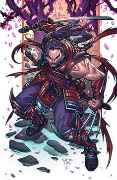 Wolverine by Paolo Pantalena & Juan Fernandez (Marvel comics)