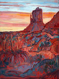 Pale Horizon Painting - get prints at Fine Art America