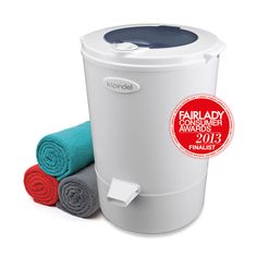 WIN a Spindel laundry dryer valued at R1,599 with @nikki_viola