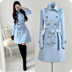 blue coat...the blue coat