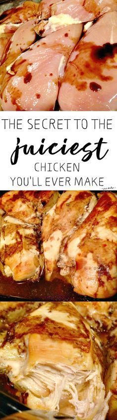 Should be the easy start to every single one of your chicken recipes for dinner!