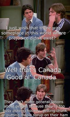That 70's Show on Canada