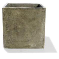 Cube Pot - 27cm x 27cm x27cm - $15.00 - Garden & Outdoor | Kmart