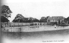 Port Sunlight baths