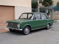 Fiat 124 | Flickr - Photo Sharing!