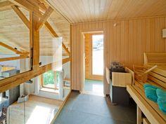 Vakantiehuis 7 personen (met sauna) - Weissensee - Duitsland