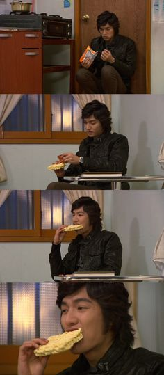 Funny Gu Jun Pyo, Boys Over Flowers. Lee Min Ho, k-drama, dorama, korean, lamen.