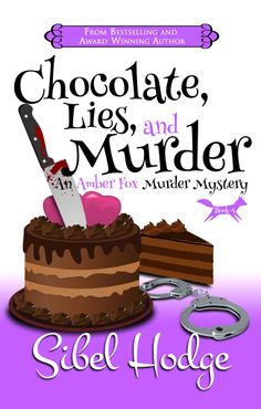 A Girl and Her Kindle: Chocolate, Lies, and Muder by Sibel Hodge Review