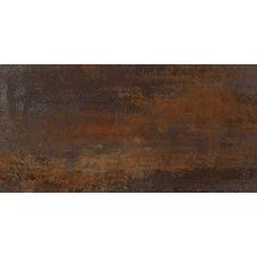 Nano Corten Copper Metallic Finish Polished Field Tile - 18 x 36 x 3/16 - Artistic Tile (All Natural Stone, San Jose - reps)