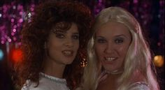 """My life is as good as an ABBA song. It is as good as Dancing Queen."" Muriel's Wedding"