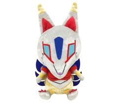 New! Yokai Watch DX Mecha Kyubi Plush Doll Stuffed Bandai Japan Limited F/S #Bandai