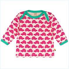 Shirt Chamäleons grün - loud and proud - Kindermode - Bio-Baumwolle - www.lolakids.de