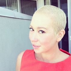 Dena Julia: Growing Your Hair Out After Chemo with PICTURES