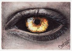 Demon Eye by acjub.deviantart.com on @deviantART