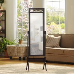 Every Woman Needs A Full Length Mirror, And Kirklandu0027s Cheval Dressing  Mirrors Come In