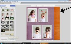 Scrapbooking with Picasa I