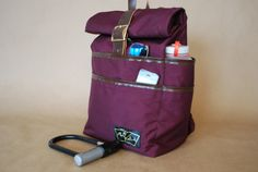 Etsy $190 - The Weekender Backpack with Optional Laptop Sleeve