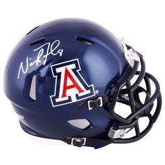 Nick Foles Arizona Wildcats Fanatics Authentic Autographed Riddell Mini Helmet