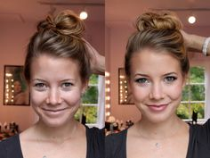Airbrush Makeup Before and After   home the team airbrush hair design portfolio before and after pricing ...