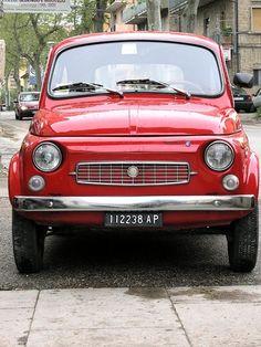 Older Fiat.