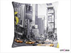 =cmCasa= 2312  New York Throw Pillow Case/Cushion Cover