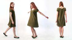 Róza Blouse or Dress | Kate & Rose