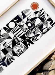 Coyote Atelier illustration inspiration: Sanna Annukka.