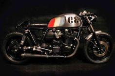 Yamaha XS1100 Cafe Racer by French Monkeys #motorcycles #caferacer #motos | caferacerpasion.com