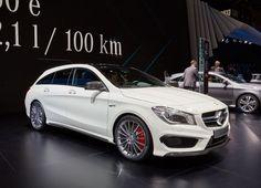 """Stiamo provando """"live"""" la Mercedes-Benz CLA 45 AMG Shooting Brake.. nelle prossime ore il test drive vero e proprio...http://www.infomotori.com/auto/2014/11/25/mercedes-cla-45-amg-shooting-brake-immagini-ed-inf/"""