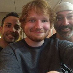 Pin for Later: Ed Sheeran Is Here to Make Your Boy Band Dreams Come True