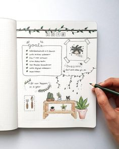 bullet journal bujo planner ideas for weekly spreads studygram study gram calligraphy writing idea inspiration plants nature Bullet Journal 2019, Bullet Journal Notebook, Bullet Journal Inspo, Bullet Journal Spread, Bullet Journal Ideas Pages, Bullet Journal Layout, Bullet Journal Year Goals, How To Start A Bullet Journal, Bullet Journal Inspiration Creative
