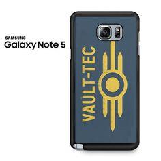 Fallout Vault Tec Samsung Galaxy Note 5 Case