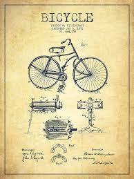 Resultado de imagen de patent bicycle