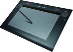 VT Muse 12-Inch Artist's Professional Graphic Pen Tablet (Black)