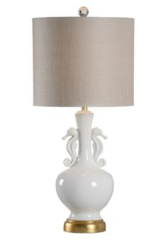 tropical table lamps. 13146 Atlantis Ceramic Lamp White By Wildwood Lamps * Add Style With Designer Table From. Tropical O