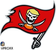 NFL logos that look like Donald Trump Part 3