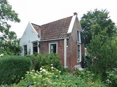 Dijkhuisje te Garnwerd, Groningen. (Foto: Wim Niestijl)