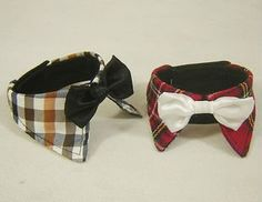 Grid bow tie - think this would be easy to make and Brian would look lovely...