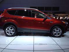 @Ford Motor Company display at #NAIAS in 2014 #Detroit