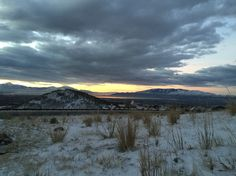Utah Lake reflects sunrise