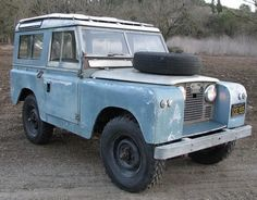 I would drive the heck out of this. 65 Land Rover Series III