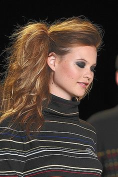 2015 Chic Ponytail Hairstyles | Haircuts, Hairstyles 2016 and Hair ...