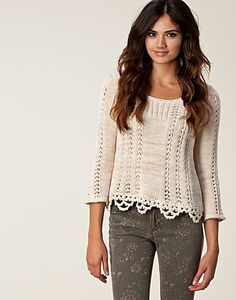 JUMPERS & CARDIGANS - ODD MOLLY / TEMPTATION JUMPER - NELLY.COM