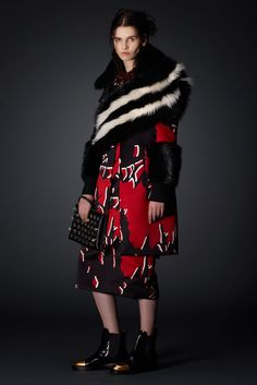 Marni Pre-Fall 2014 Fashion Show