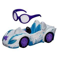 My Little Pony EQUESTRIA GIRLS Rainbow Rocks DJ PON-3 Rockin Convertible Car NEW…