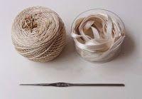 Learn how to make adorable Hanging crochet eggs baskets Crochet Diagram, Free Crochet, Crochet Patterns, Crochet Wedding Favours, Easter Crochet, Jewelry Patterns, Handicraft, Easter Eggs, Free Pattern