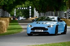 V12 Vantage S at Goodwood Festival of Speed 2014 #AstonMartin #FOS http://www.astonmartin.com/goodwood-live