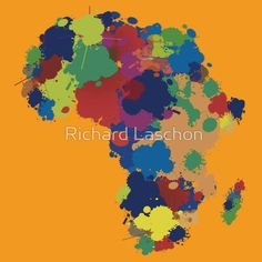 """Africa"" T-Shirts & Hoodies by Richard Laschon 